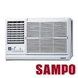 SAMPO 聲寶 3-5坪定頻左吹窗型冷氣AW-PC122L