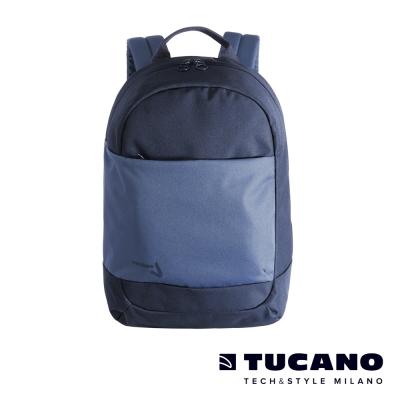 TUCANO SVAGO 15.6吋輕量休閒後背包-藍