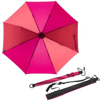 【EuroSCHIRM】BIRDIEPAL OUTDOOR 戶外專用風暴傘/紫紅
