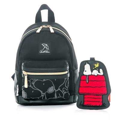 Arnold Palmer x Snoopy- 小後背包 Soft Bag 休閒軟包系列-