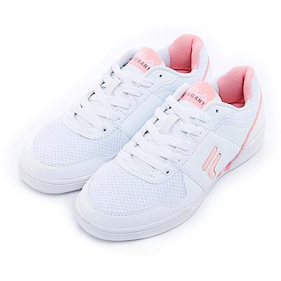 FILA 女款復古運動鞋-粉 5-C301S-151