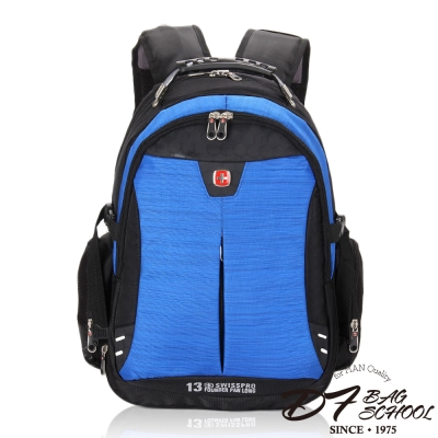 DF-BAGSCHOOL-商務機能型大容量筆電後背包-共2色