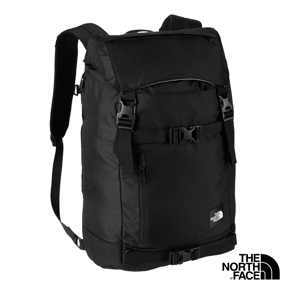 THE NORTH FACE PRE-HAB 校園雙肩背包 黑