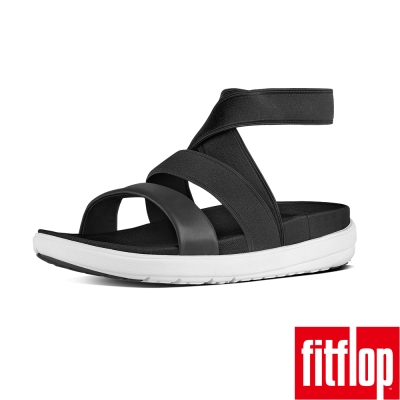 FitFlop LOOSH GLADIATOR SANDAL-黑色