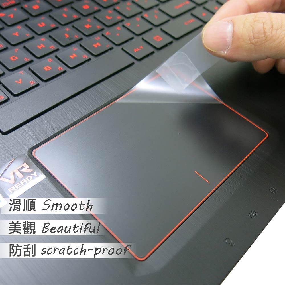 EZstick ASUS GL502 VM 專用 TOUCH PAD 抗刮保護貼