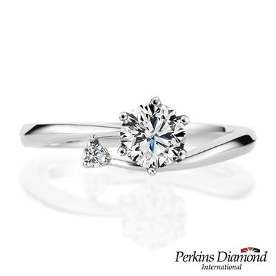 PERKINS 伯金仕 - GIA Princess系列 鑽石戒指