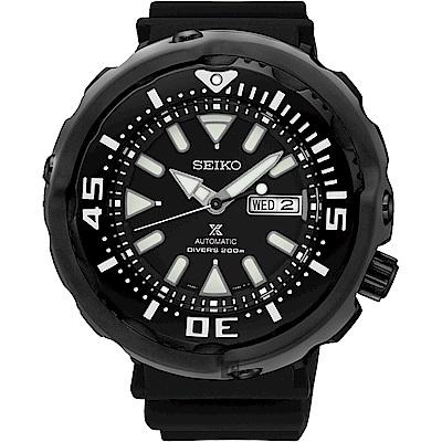 SEIKO精工 Prospex Scuba 水中蛟龍機械腕錶(SRPA81J1)-51mm