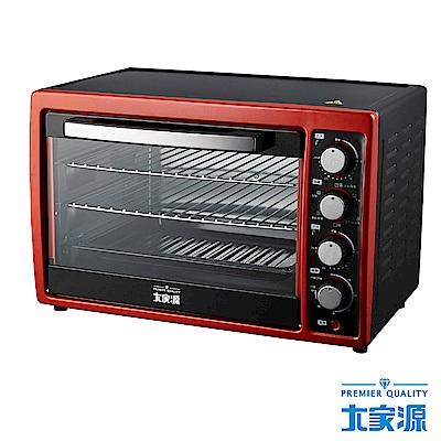 大家源35L旋風烘焙電烤箱(TCY-3855)