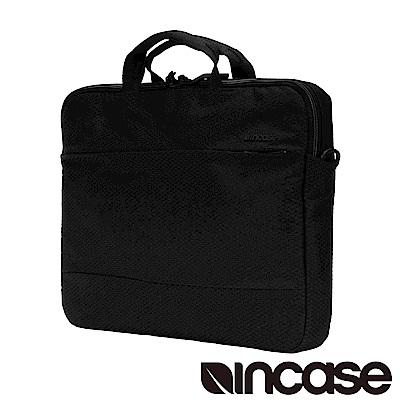INCASE City Brief 15吋 城市簡約筆電手提/肩背公事包 (鑽石格紋黑)