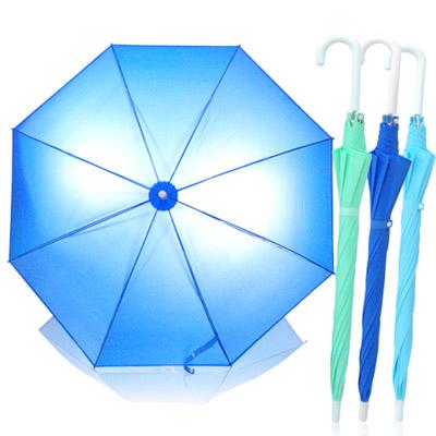 【wepon 】色彩繽紛自動開果凍傘