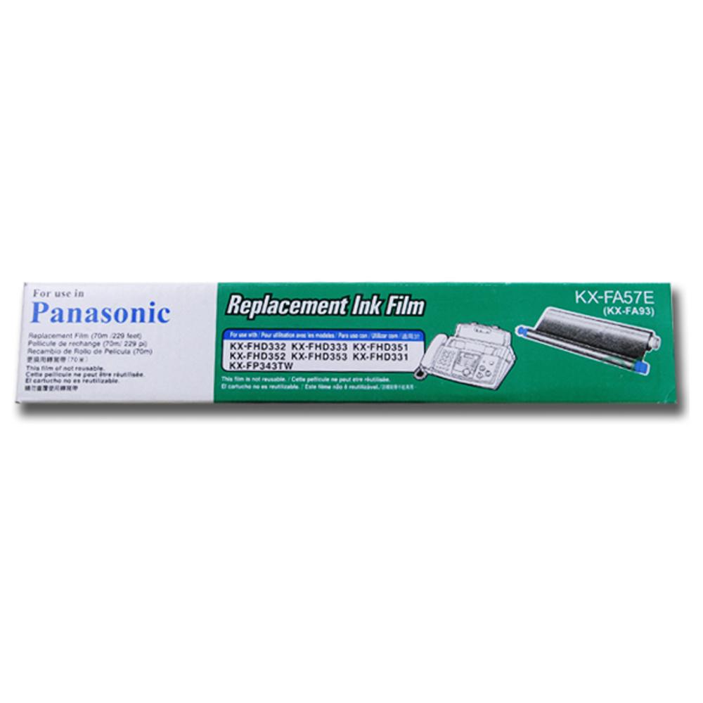 Panasonic更換用印字薄膜KX-FA57E