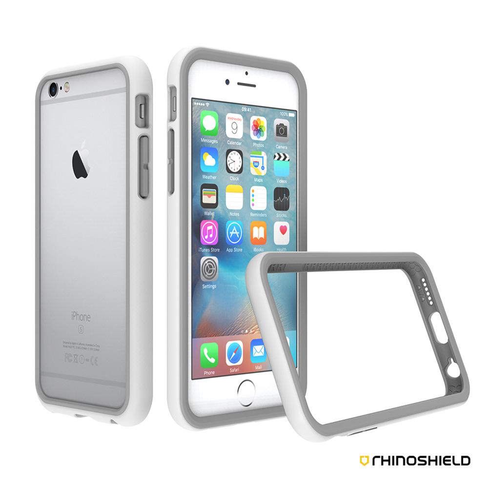 犀牛盾CrashGuard iPhone 6 /6s (4.7吋) 防摔邊框殼