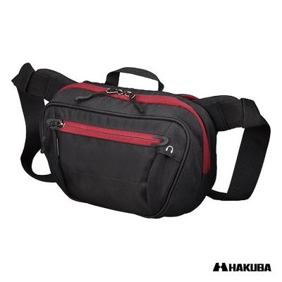 HAKUBA LUFTDESIGN ZIP 相機腰包(三色可選)-黑色