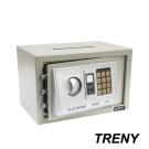 TRENY三鋼牙 電子式投入型保險箱 小 6490