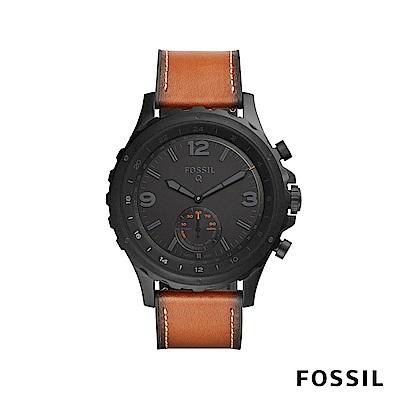 FOSSIL Q NATE 粗獷有型智慧手錶