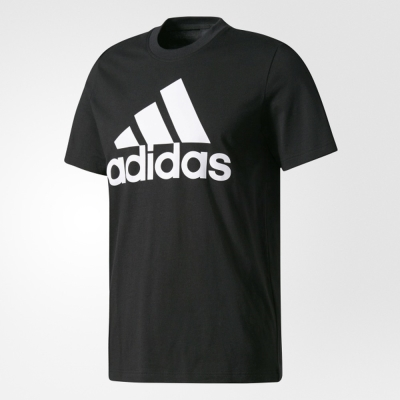 adidas ESSENTIALS 男 短袖上衣 CD4864