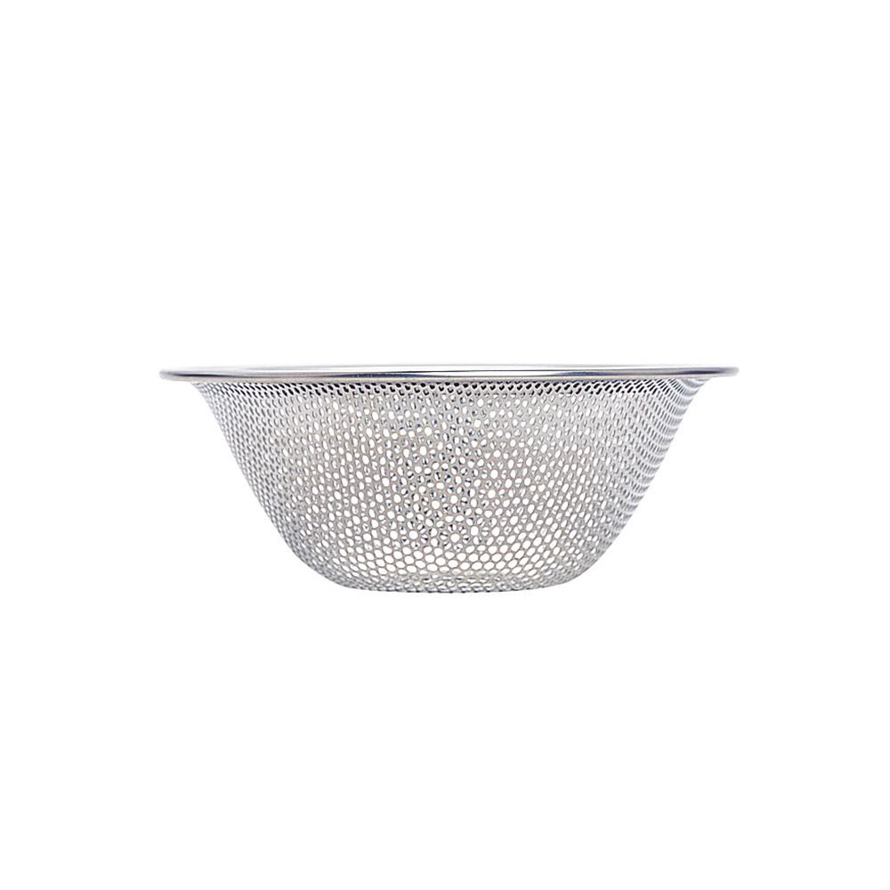 日本柳宗理不鏽鋼瀝水盆16cm