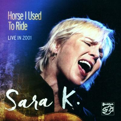 莎拉K. - 2001年現場 CD