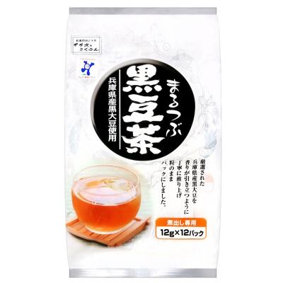 寺尾製粉所 黑豆茶包(144g)