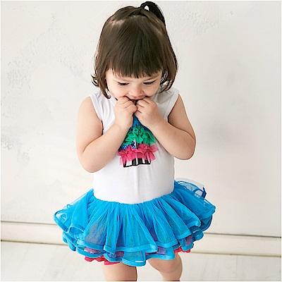 baby童衣可愛蛋糕紗紗裙包屁衣32152