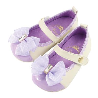 Swan天鵝童鞋-甜美小公主學步鞋 1470 紫