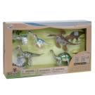 Amuzinc酷比樂 Wenno動物模型 恐龍系列 侏羅紀恐龍5入 WTD1701
