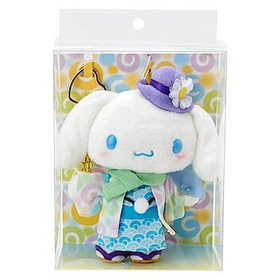 Sanrio 大耳狗喜拿 5吋現代和服絨毛娃娃