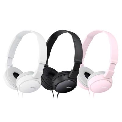 SONY MDR-ZX110 3色 時尚 立體聲耳罩式耳機