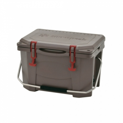 SNOW PEAK UG-301GY HARD ROCK COOLER 保冷箱 20QT