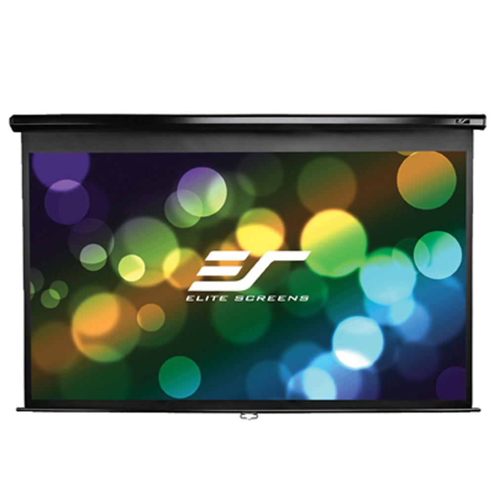 Elite Screens 億立銀幕 135吋 4:3 標準手拉布幕-M135UWV2