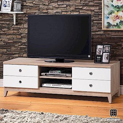 漢妮Hampton弗洛系列5尺電視櫃-150x40x45.5cm