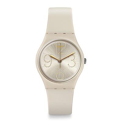 Swatch 原創系列 SHEERCHIC 純粹優雅手錶
