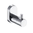 Homeicon 衛浴配件-亮面不鏽鋼單衣勾