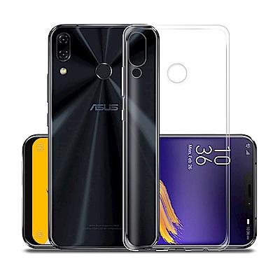 Xmart for ASUS ZenFone 5 ZE620KL 超薄清柔水晶保護套