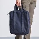 iSPurple 手提側背 旅行長方行李箱杆包 黑