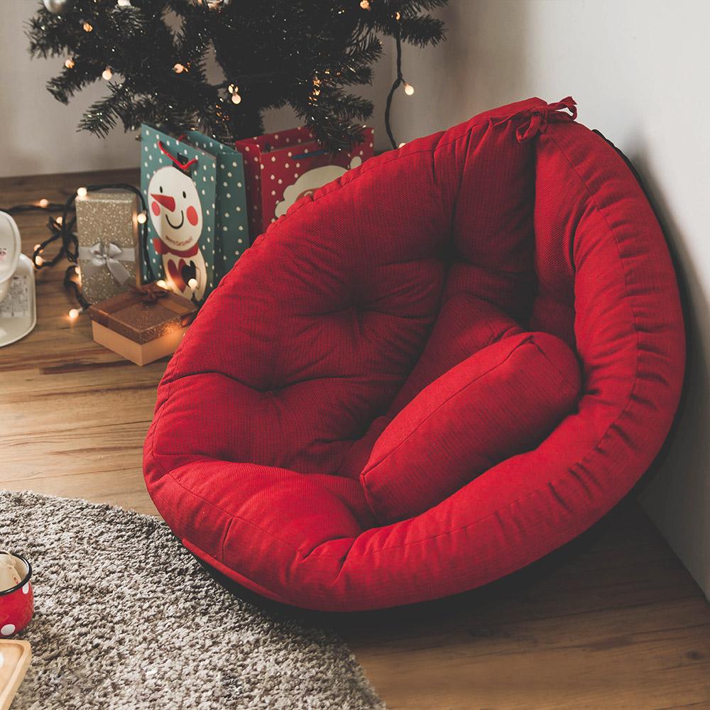 完美主義 包覆懶骨頭/沙發/和室椅/躺墊(5色)