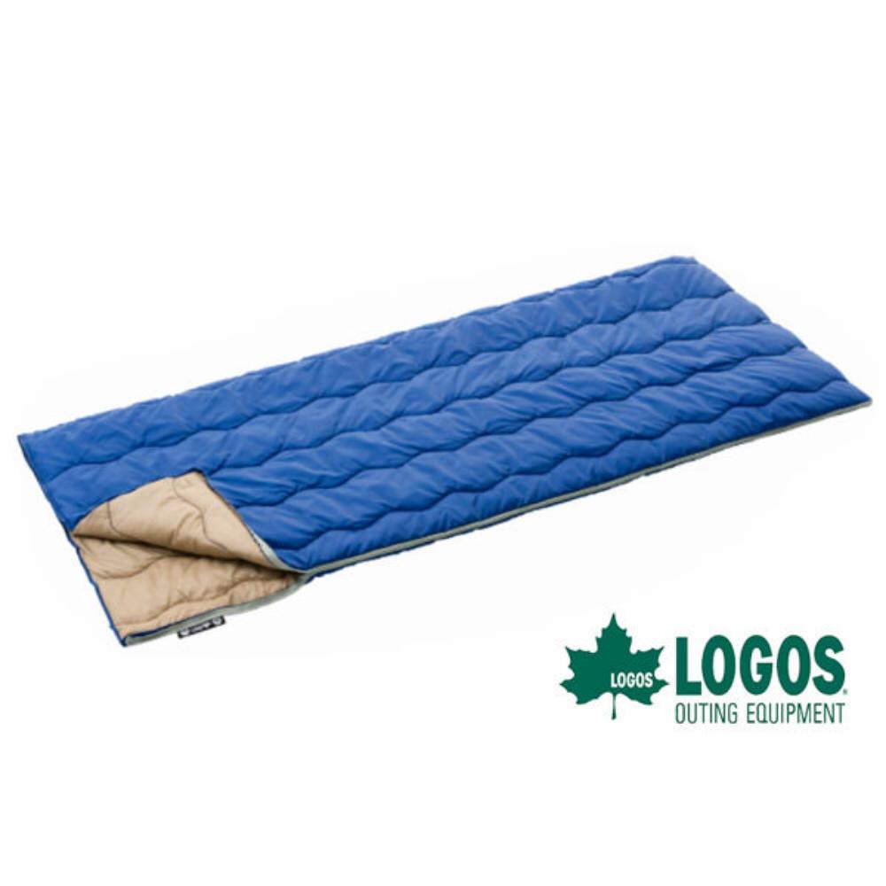 【日本LOGOS】15℃ 丸洗纖維睡袋 72600600 戶外  登山  露營 可機洗