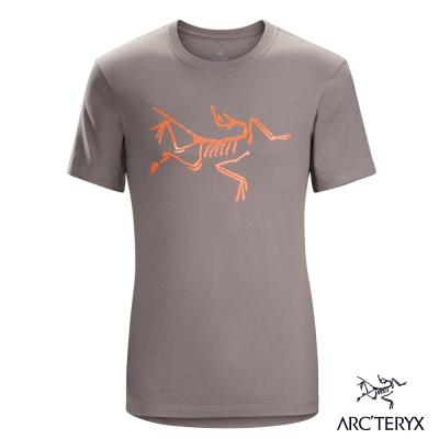 Arcteryx 始祖鳥 24系列 男 有機棉 短袖T恤 小牛灰