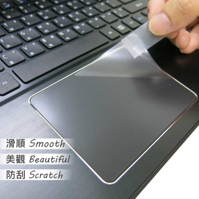 EZstick ACER Aspire E5-774 G  TOUCH PAD 抗刮保護貼