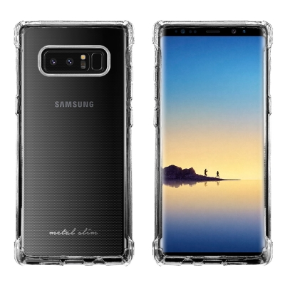 Metal-Slim Samsung Galaxy Note 8 強化防摔抗震空...