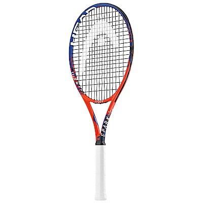 HEAD Spark Pro 270g 專業入門款網球拍-橘 233028