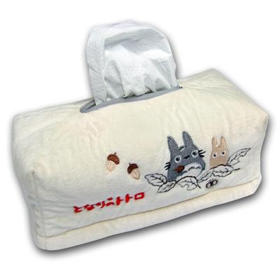 龍貓TOTORO 紙巾盒