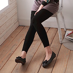 TiNyHouse厚刷毛彈性保暖內搭褲襪(2入組)