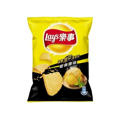 樂事 波樂經典原味洋芋片(43gx12包)