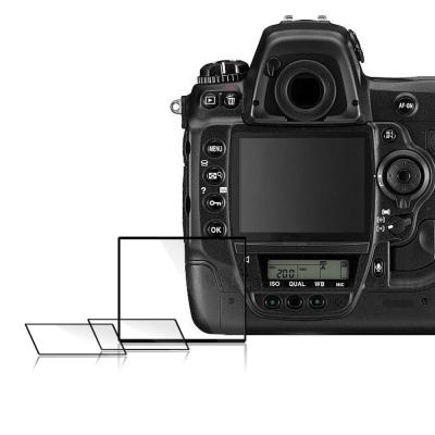 LARMOR金鋼防爆玻璃相機保護貼-NIKON-D3X專用