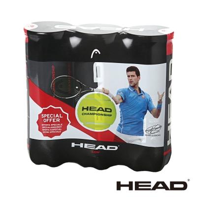 HEAD Championship 冠軍網球 訓練用球 (48筒/2箱) 575301