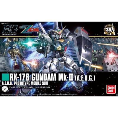 BANDAI 機動戰士ZHGUC 1/144 RX-178 鋼彈MK-II(幽谷)193