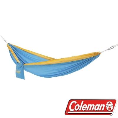 Coleman 7003 露營吊床  休閒床/樹床/單人吊床 附收納袋 公司貨