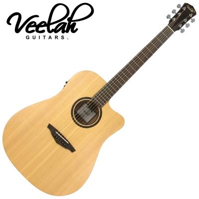 VEELAH V1-DCE 電民謠吉他