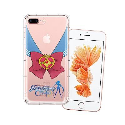 正版美少女戰士 iPhone 8/7/6s Plus 5.5吋 空壓安全手機殼(...
